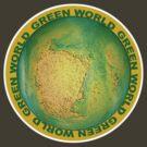 IT'S A GREEN WORLD by Paul Quixote Alleyne