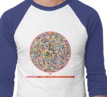 Namco Arcade History Men's Baseball ¾ T-Shirt