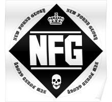 New Found Glory Logo Poster
