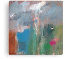 The coffee farm Canvas Print