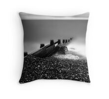 The Tide is High Throw Pillow