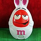 M&M Bunny by Susan S. Kline