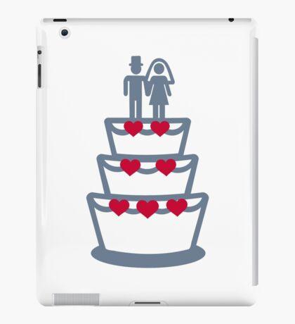 Wedding cake iPad Case/Skin