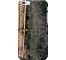 Daisy and Fence- iPhone Case iPhone Case/Skin
