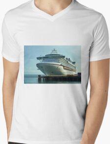 Diamond Princess Mens V-Neck T-Shirt