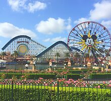 Disney's Paradise Pier #4 by disneylandaily