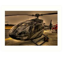 Chopper 2 Art Print