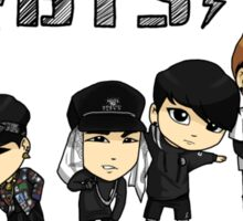 BTS - Bangtan Boys Sticker