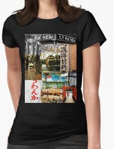 Tokyo, Japan Womens Fitted T-Shirt