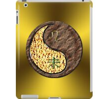 Leo & Goat Yin Earth iPad Case/Skin