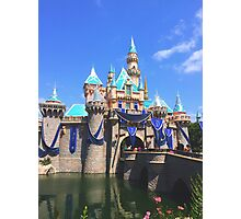 Disneyland's Sleeping Beauty's Castle #9 Photographic Print