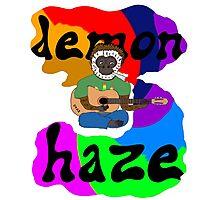 Demon Haze Photographic Print