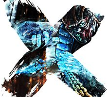 MKX - Sub-Zero by luterocleric