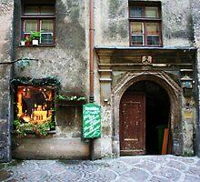 Innsbruck Architecture by Dennis Granzow
