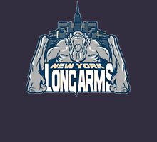 NEW YORK : LONG ARMS Unisex T-Shirt