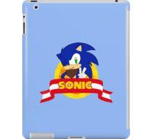 Sonic Boom - Chibi Sonic iPad Case/Skin