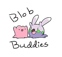 Blob Buddies are Best Buddies by chaobu