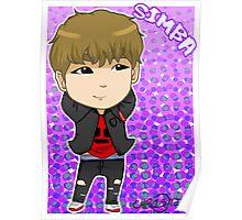 JJCC member SIMBA Poster