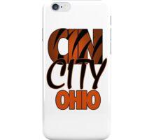 Cin City Ohio iPhone Case/Skin