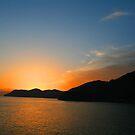 Sunrise, Sunset by Stephanie  Wiese