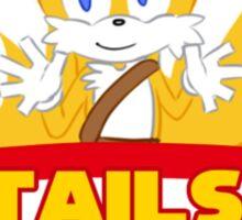 Sonic Boom - Chibi Tails Sticker