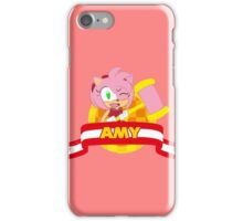 Sonic Boom - Chibi Amy iPhone Case/Skin