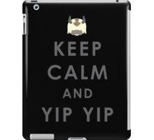 Appa Yip Yip iPad Case/Skin
