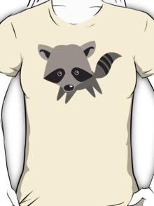 little kawaii Racoon T-Shirt