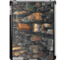 NYC Buildings Sideways - iPad Case iPad Case/Skin