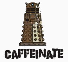 Iskybibblle Products /Dalek Coffee by Iskybibblle