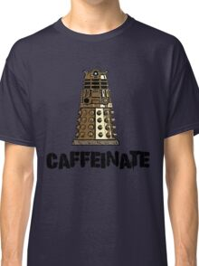Iskybibblle Products /Dalek Coffee Classic T-Shirt