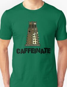 Iskybibblle Products /Dalek Coffee Unisex T-Shirt