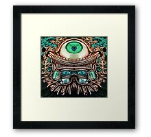 Tourmaline dream Framed Print