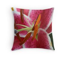 The Lilly Throw Pillow