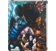 MKX - Scorpion & Sub-Zero iPad Case/Skin