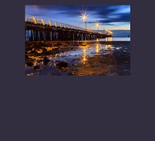 Pier in the Blue Hour Unisex T-Shirt