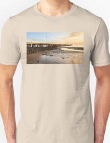 Pier from Shorncliffe Beach T-Shirt