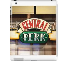 central perk cafe iPad Case/Skin