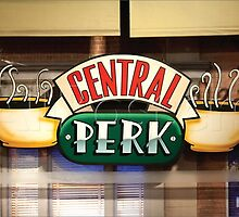 central perk cafe by Alexandra O'Hare