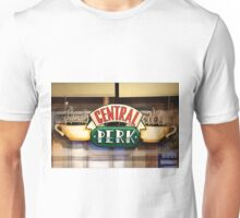 central perk cafe Unisex T-Shirt