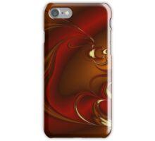Latte Fractal iPhone Case/Skin