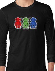 R, G and B Long Sleeve T-Shirt