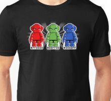R, G and B Unisex T-Shirt