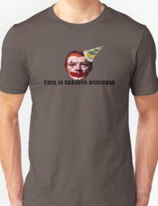Serious Clown T-Shirt