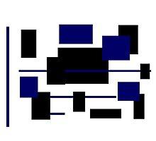 Rectangular Pattern 6  Photographic Print