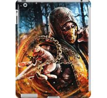 MKX - Get Over Here iPad Case/Skin
