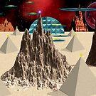 Neutral Space Port by Dean Warwick