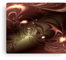 Tapestry Fractal Canvas Print