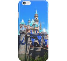 Disneyland's Sleeping Beauty Castle #6 iPhone Case/Skin