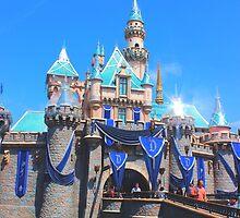 Disneyland's Sleeping Beauty Castle #6 by disneylandaily